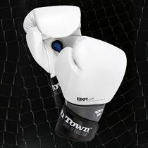 PunchTown BXR White Boxing Gloves